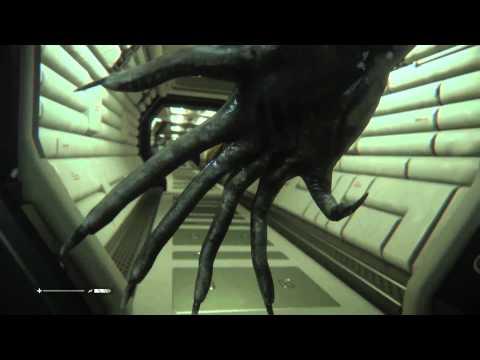 ALIEN Isolation - No Escape Gameplay Trailer (EN) [HD+]