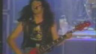RAVEN - lay down the law *metal band 80