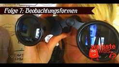 Beobachtung - Grundlage pädagogischen Handelns - die Beobachtungsformen