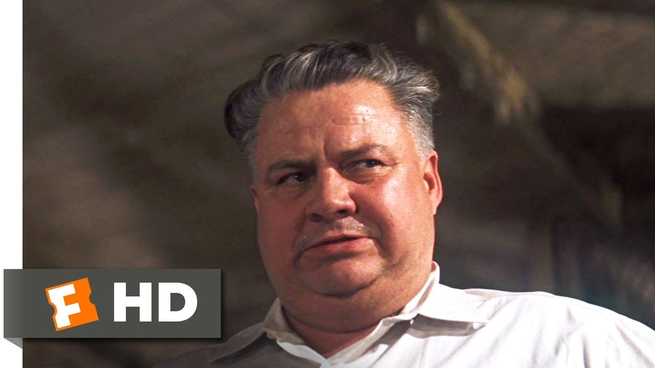 Cool Hand Luke (1967) - A Night in the Box Scene (1/8) | Movieclips