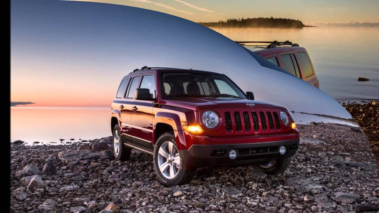 2014 jeep patriot: no more cvt (mostly) - youtube