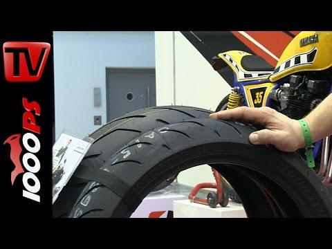 Bridgestone S20 EVO - Motorradreifen 2014