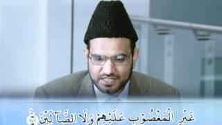 Al Tarteel: Lesson 34 (English)