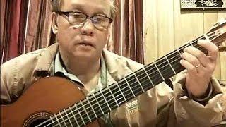 Một Lần Thoáng Có (Trịnh Công Sơn) - Guitar Cover by Hoàng Bảo Tuấn