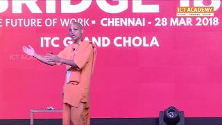 The Future of Work and Leadership - ICT Chennai