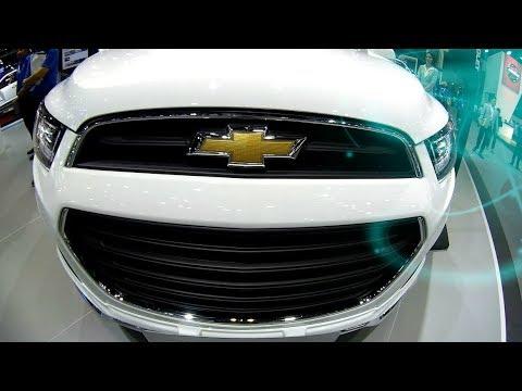 Chevrolet Captiva 2018 - Exterior And Interior