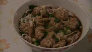 How To Make Wonton With Noodles  (fast Chinese Recipe)