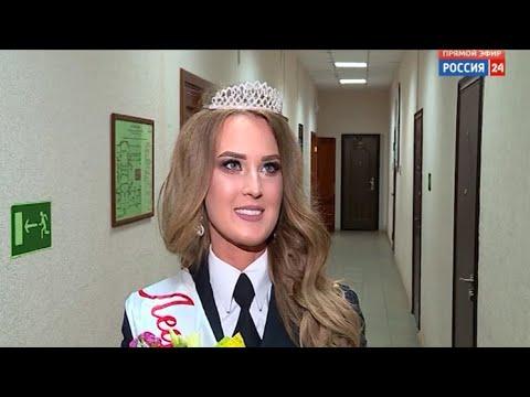 Самую красивую и спортивную девушку среди сотрудниц МВД выбрали в Новосибирске