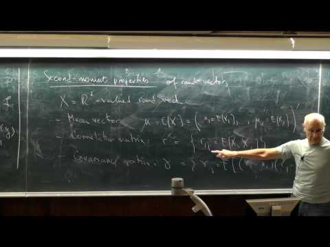 Mircea Grigoriu - Probability Theory (2 of 2)