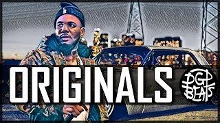 West Coast Gangsta Rap Instrumental 2018: Originals