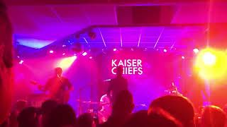 The Kaiser Chiefs live at Brudenell Leeds