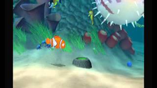 Finding Nemo - Walkthrough - Part 3: The Drop-Off