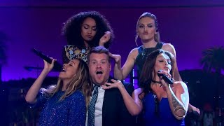 Little Mix - Black Magic (Live at The Late Late Show with James Corden) HD