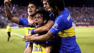 Resumen del partido: Cerro Porteño 1-2 Boca - Ida octavos de final de Copa Libertadores 2016