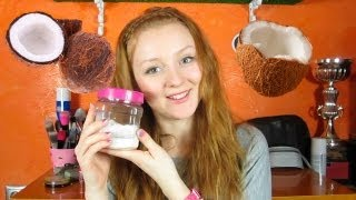 Делаем кокосовое масло!(как сделать кокосовое масло в домашних условиях)(, 2013-04-20T15:57:20.000Z)