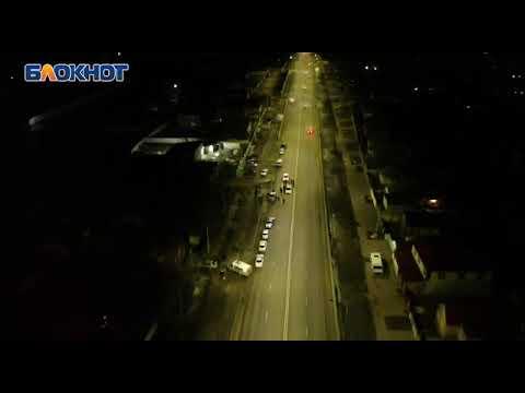Опубликовано видео с места задержания четырех участников  перестрелки во Фролово