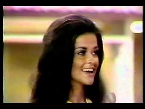 Miss Universe 1972 Top 5 Finalist & Final Question