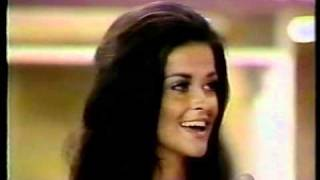 Miss Universe 1972 Top 5 Finalist & Final Question