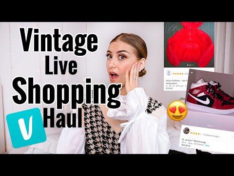 Vinted live Shopping Haul - ich heule. /NicoleDon