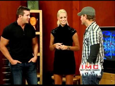 Scotty Davis w Ted DiBiase and Maryse