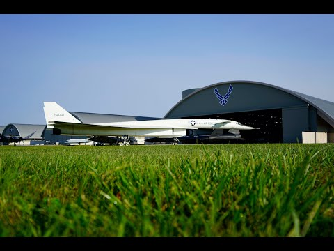 North American XB-70 Valkyrie - Feature from the National Museum of the USAF