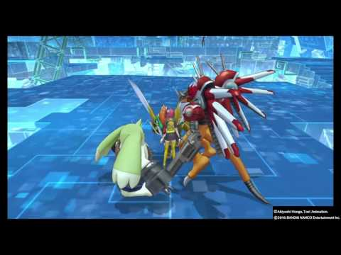 DIGIMON STORY CYBER SLEUTH: Syakomon's Lost Property