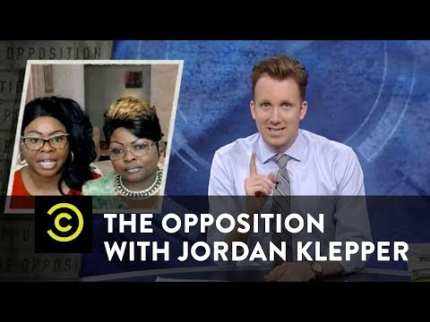Diamond and Silk's Journey on the Trump Train - The Opposition w/ Jordan Klepper