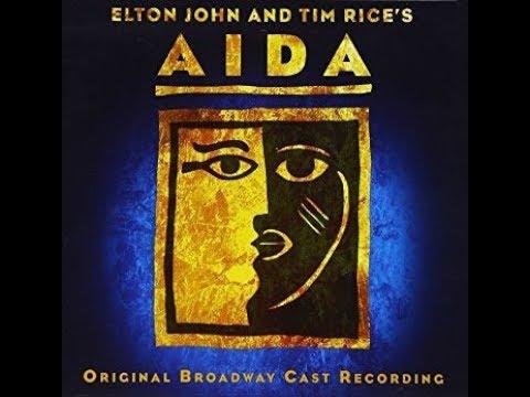 Aida on Broadway: Another Pyramid (with Lyrics!)