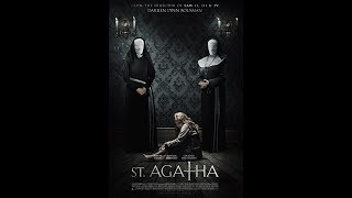 "Hans reviews the horror film ""St. Agatha""."