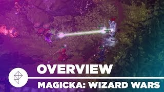 Magicka: Wizard Wars - Gameplay Overview