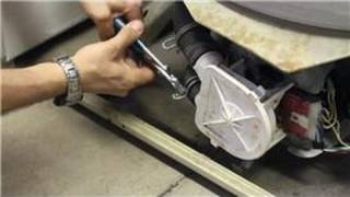 Washing Machine Repair : How to Fix the Squeak in a Washing Machine