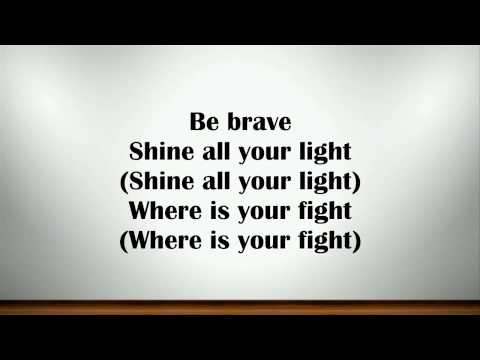 Agnez Mo -  Be Brave (Lyrics)