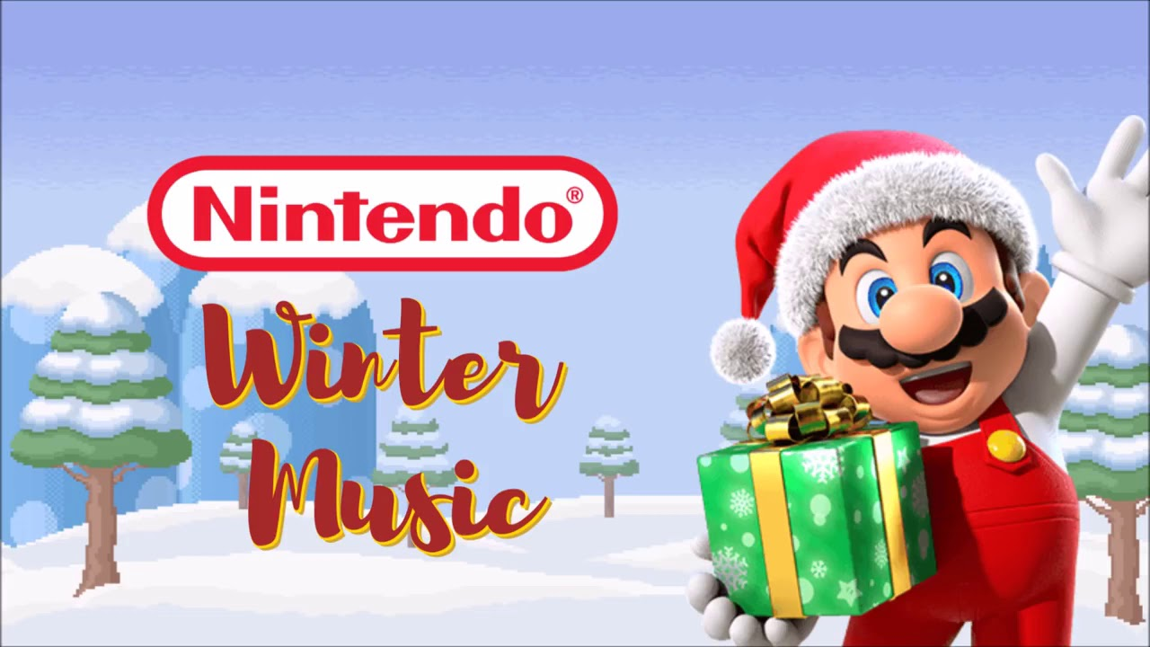 70 Minutes Of Winter And Holidays Nintendo Music Youtube