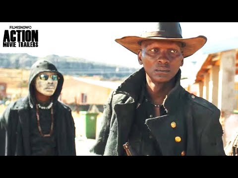 Five Fingers for Marseilles | New Trailer for Neo-Western Action Thriller