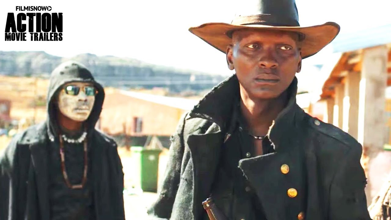 Download Five Fingers for Marseilles | New Trailer for Neo-Western Action Thriller