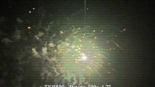 WulkanFajerwerki - TXB509 100s. 1,2''.avi