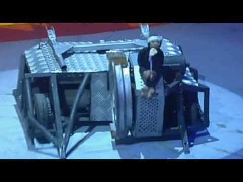 Cedric Slammer - Series 6 & Extreme II All Fights - Robot Wars