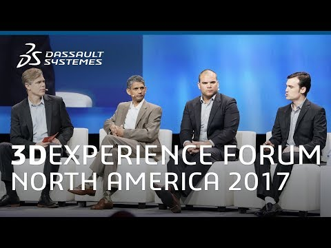 Accelerating your Business & Reducing Complexity with the Cloud Panel - Dassault Systèmes