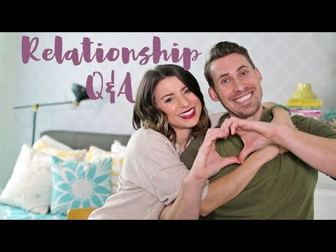 RELATIONSHIP Q&A | How We Met, Long Distance Dating, Kids?