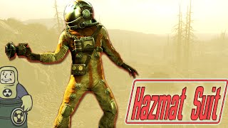 Fallout 4: Hazmat Suit Location!! (Gameplay/Walkthrough)