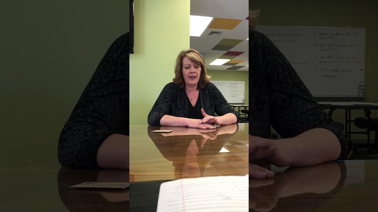 Helping out- Testimonial