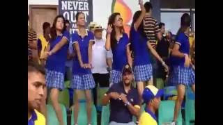 Sri lankan big match   sri lankan hot girls dance   video by  gossip lanka matara