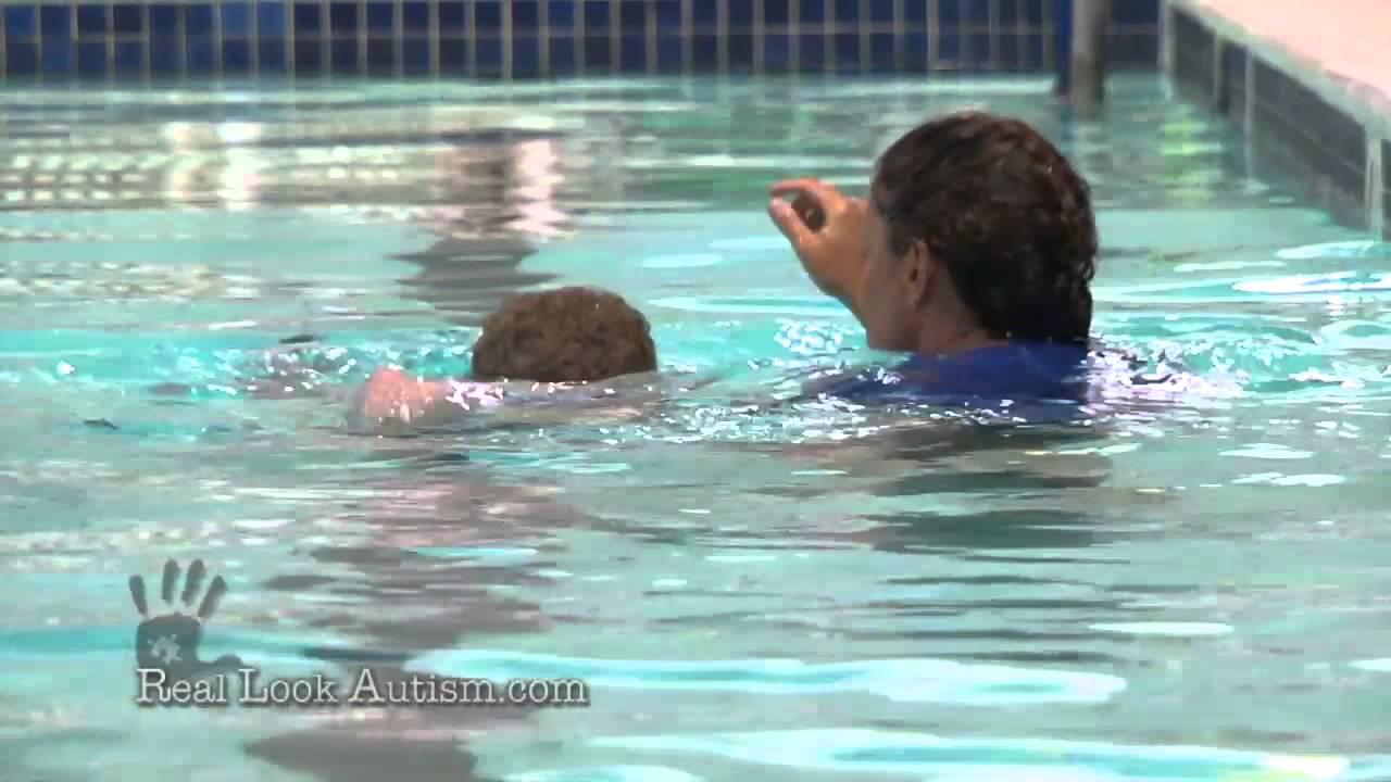 Swim School Real Look Autism Episode  Youtube