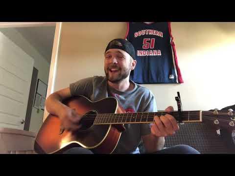 """""""Heartache Medication"""" Jon Pardi Acoustic Cover"""
