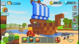 World Craft Building - Android Gameplay FHD Part 2