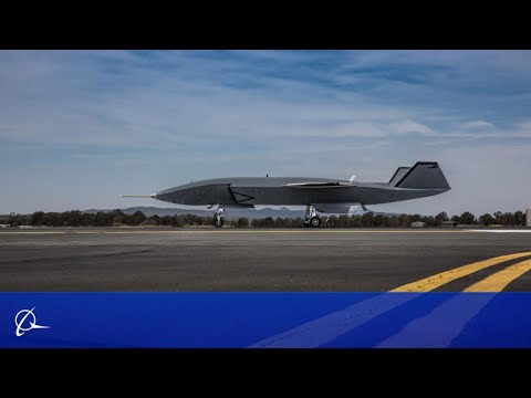 Australias First Loyal Wingman Completes Low-Speed Taxi Testing
