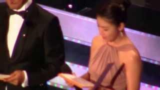 Hajiwon Dae Jong Filme Awards 하지원 대종상 영화제 2013
