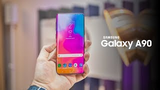 Samsung Galaxy A90 - BEST LOOK YET