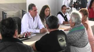 @GabinoCue entrega tres #ambulancias; suman 333 entregadas en su administración