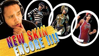 NEW SKINS BIENT! FORTNITE